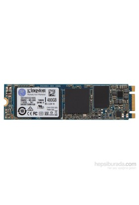 Kingston SSDNow 480GB 550MB-520MB/s M.2 Sata3 SSD SM2280S3G2/480G
