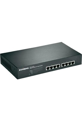 Edimax GS-1008PH 8-Port Gigabit Ethernet 4 PoE+ Port Switch