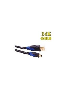 S-Link Slx-980 S-Lınk 1.5 Metre Usb 2.0 Mini Usb 5 Pin Kablo