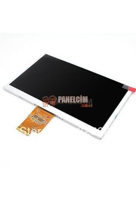 Hometech W7009 7 İnç Tablet Lcd Ekran