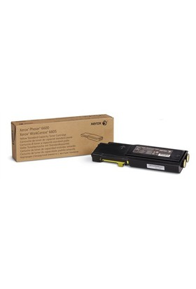 Xerox 106R02251 2000 Sayfa Kapasiteli Sarı Toner