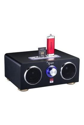Rexpo DK-10 SD Kart Ve USB Girişli Portable Şarjlı Speaker