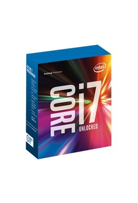 Intel Broadwell Core i7 6800K 3.4GHz 15MB Cache LGA2011 V3 İşlemci