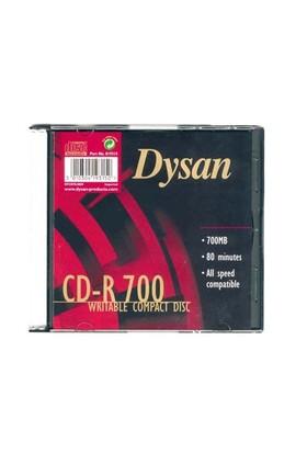 Dysan Cd-R 52X 700Mb Kutulu Yazılabilir Cd 10 Lu Paket