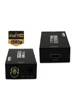 Qpars Ay30 3G Sdi To Hdmi Çevirici Dönüştürücü Converter Sesli