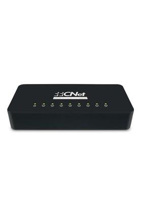 Cnet CSH-800 8-Port Ethernet Switch