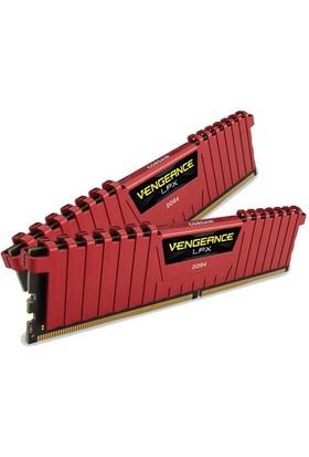 Corsair Vengeance LPX 16GB(2x8GB) 2400MHz DDR4 Ram CMK16GX4M2A2400C14R