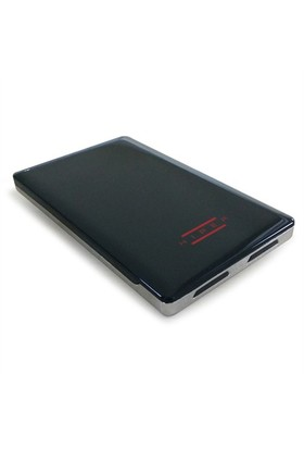 """Hiper HD-2025 2.5"""" USB 2.0 SATA HDD Kutusu +Deri Kılıf"""