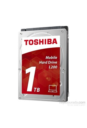 "Toshiba L200 2.5"" 1TB Sata 2.0 Notebook Diski (HDWJ110UZSVA)"