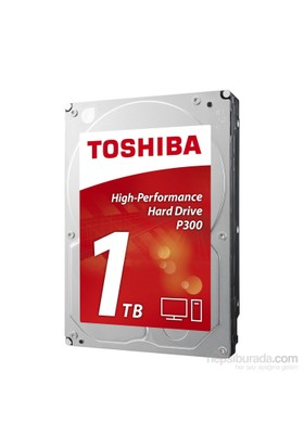 "Toshiba P300 High Performance 3.5"" Sata 3.0 1TB Sabit Disk (HDWD110UZSVA)"