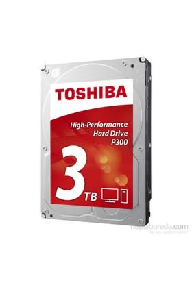 "Toshiba P300 High Performance 3.5"" Sata 3.0 3TB Sabit Disk (HDWD130UZSVA)"