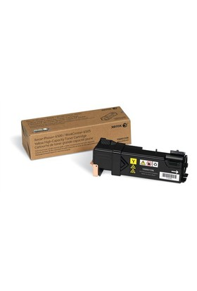 Xerox 106R01603 2500 Sayfa Kapasiteli Sarı Toner