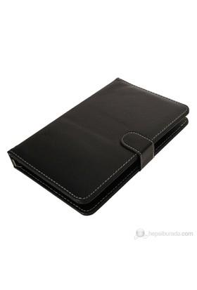 """Mobee 9"""" Mikro USB Klavyeli Siyah Tablet Kılıfı"""