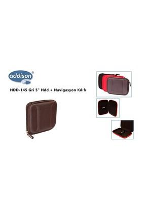 Addison Hdd-145 Gri 5` Hdd + Navigasyon Kılıfı