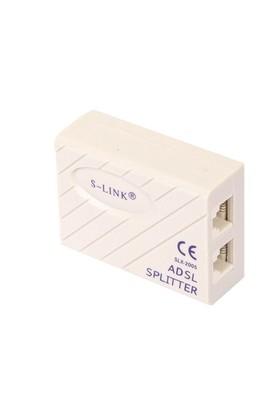 S-Link Slx-2005 Kutulu Filtreli Adsl Splitter
