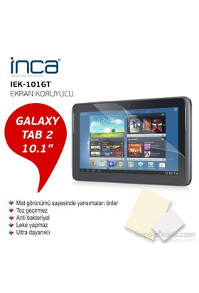 "Inca 10.1"" Galaxy Tab2 Şeffaf Ekran Koruyucu"
