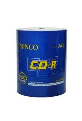 Prınco Cd-R 700Mb-80Mın 56X 100Lü Prıntable