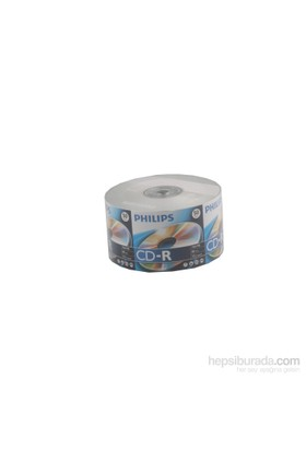 Phılıps Cd-R 700Mb-80Mın 52X 50Li Shrink