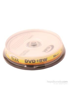 Elba Dvd+Rw 4.7Gb 120Mın 1-4X 10Lu Cakebox