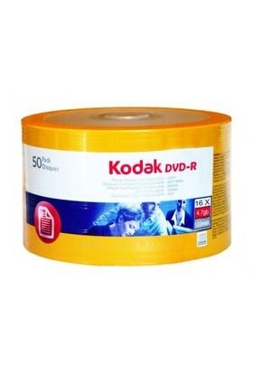 Kodak 16X 4,7GB 50'Lİ Bulk DVD-R