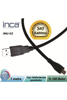 Inca USB - GSM Kablo (Blister) IMU-02 GSM