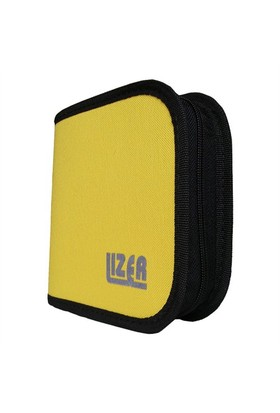 Lizer PNJ24-4 24lü Sarı CD Çantası