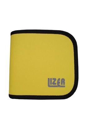 Lizer PNJ40-4 40'lı Sarı CD Çantası