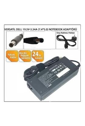 Versatil Dell 19.5V-3.34A (7.4*5.0) Notebook Adaptörü