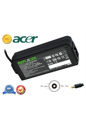 Replacer ACER 19V 1.58A 30W (5.5 * 1.75 mm) - Notebook Adaptör