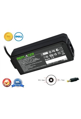 Replacer DELL 19V 1.58A 30 WATT 5.5 * 1.75mm - Notebook Adaptör