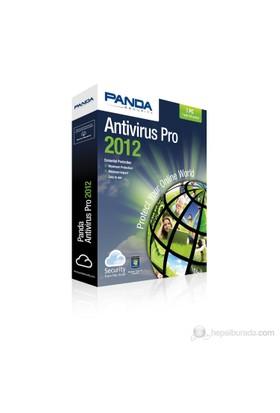 Panda Anti-Virüs Pro 1 KUL.1 YIL,2012 (YZ DG VR PNAV2101)
