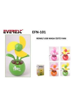 Everest Efn-101 Karışık Renkli Usb Fan