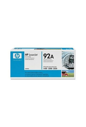 HP C4092A Laserjet 1100/1100A Toner No 92A