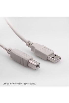 S-link SL-1015 Usb2.0 1.5m Yazıcı Kablosu