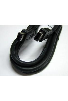 Digitus Firewire (IEEE1394a) 6Pin Erkek / 6Pin Erkek, 1.8M Kablo AK-1394-18