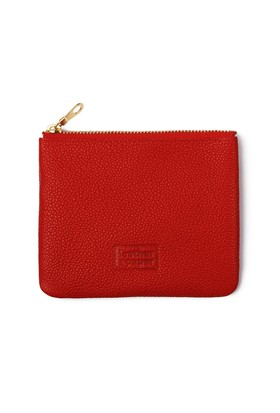Leather&Paper Kırmızı Deri Mini Çanta