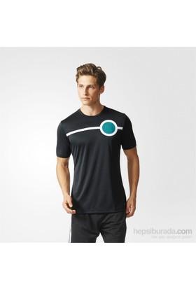 Adidas Ac6163 Ufb Clmlt Tee Erkek T-Shirt