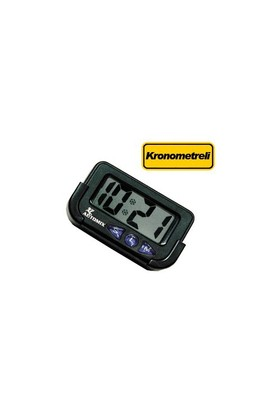 Automix Araç ve Ev tipi Dijital Saat Kronometreli