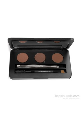 YOUNGBLOOD Auburn Brow Kit (19003) Kas Fari Seti