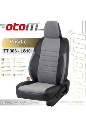 Otom V.W. Jetta Sport 2005-2010 Pasific Design Araca Özel Deri Koltuk Kılıfı Füme-102