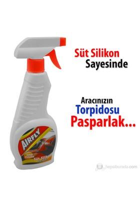 Air Fly Torpido Koruyucu Torpido Parlatıcı Süt Silikon 500 Ml