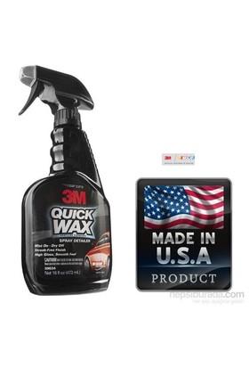 3M™ Quick Wax 5 Dakika'da Hızlı Cila 39034