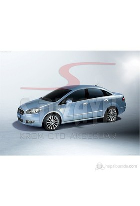 S-Dizayn Fiat Linea Cam Çıtası 8 Prç. P.Çelik (2006>)