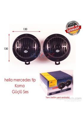 Hella Super Ton Mercedes Tip DiT-DİT Korna 9391