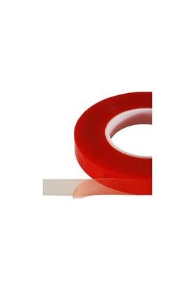 Plaser Çift Taraflı Silikon Şeffaf Bant ( OGS ) 20 mm x 5 Metre