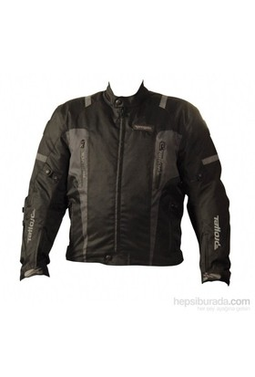 Prohel 3002 Volt Motosiklet Mont Siyah-Gri