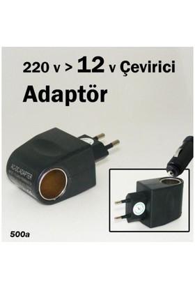 M-Power 220 V > 12 V Dönüştürücü Çakmak Çevirici Adaptör