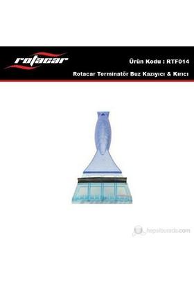 Rotacar Terminatör Buz Kazıyıcı & Kırıcı