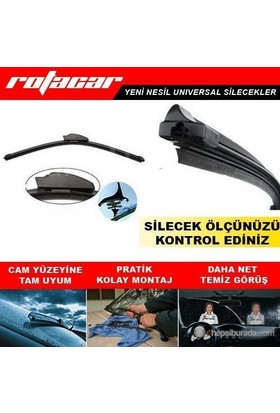 Silecek Süpürgesi Universal Muz Tip 450 mm Rtc0462