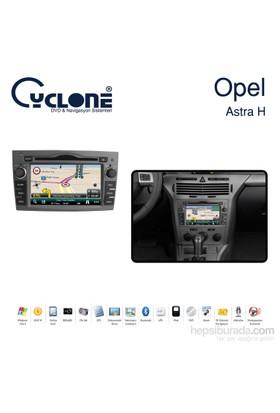 Cyclone Opel Astra H Dvd Ve Multimedya Sistemi (Orj. Anten ve Kamera Hediyeli)